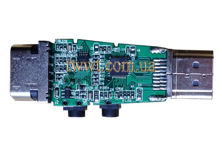 HDMI to VGA convertor bottom